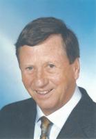 Portrait von Cons. Pfarrer i.R. Erich Frischmann