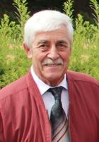 Portrait von Arnold Larcher