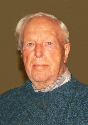 Portrait von Rudolf Regensburger