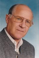 Portrait von Hermann Wacker