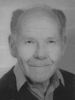 Portrait von Karl Waldhart