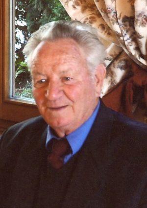 Portrait von Franz Scharmer