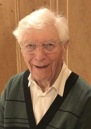 Portrait von Rudolf Weber