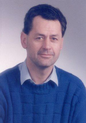 Portrait von Kurt Deisenberger