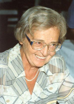 Portrait von SR Hedi Koch
