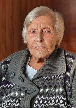Portrait von Elfriede Treiber