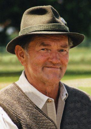 Portrait von Franz Klotz