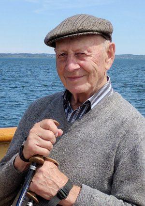 Portrait von Josef Kluibenschädl
