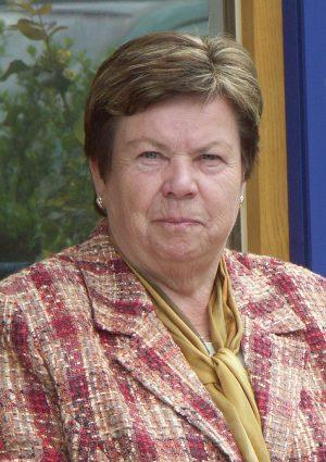 Portrait von Maria Hellrigl