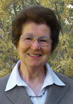 Portrait von Ida Lair