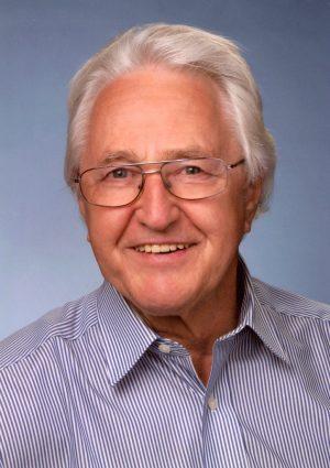 Portrait von Othmar Mantl