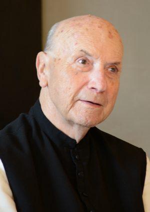 Portrait von Cons. P. Robert Zangerl OCist