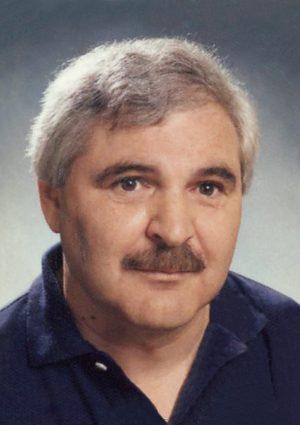 Portrait von Heinz Vieider