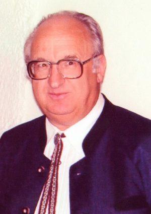 Portrait von Ing. Günter Frisch