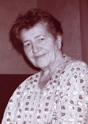 Portrait von Margret Gamper