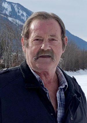 Portrait von Helmuth Hußl