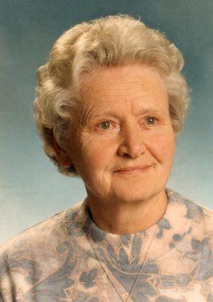 Portrait von Martha Scherl